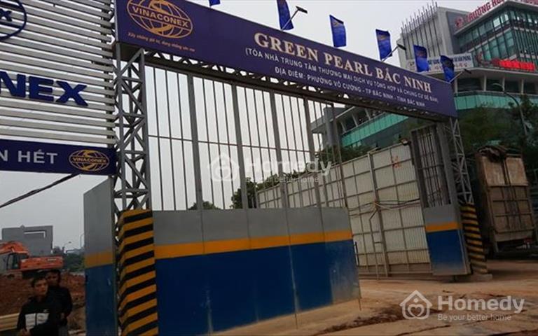 Sắp ra mắt dự án chung cư cao cấp Green Pearl Bắc Ninh