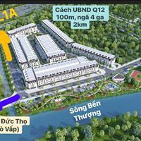 Từ kho bia Sài Gòn quy hoạch thành nhà phố quận 12, 2 mặt tiền đường, vị trí hiếm có, giá gốc GĐ 1