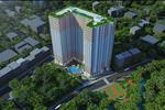 Khu căn hộ Carillon 7 có diện tích 8.638,2m², gồm một block căn hộ cao 27 tầng và 2 tầng hầm, dự kiến cung cấp ra thị trường phía tây 625 căn hộ và 14 căn shophouse.