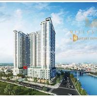 Cần tiền bán căn hộ Millennium 2 phòng ngủ, 65m2, 4.35 tỷ block A, tầng trung, view hồ bơi