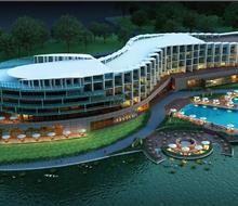Cung cấp phụ kiện nhôm kính dự án khách sạn