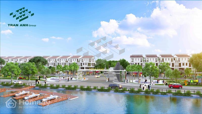Dự án Khu đô thị Vista Land Long An - ảnh giới thiệu