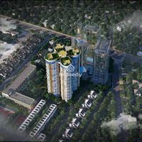 Căn hộ 2 phòng ngủ thiết kế đẹp, nội thất bàn giao cao cấp duy nhất tại dự án Sky View Plaza