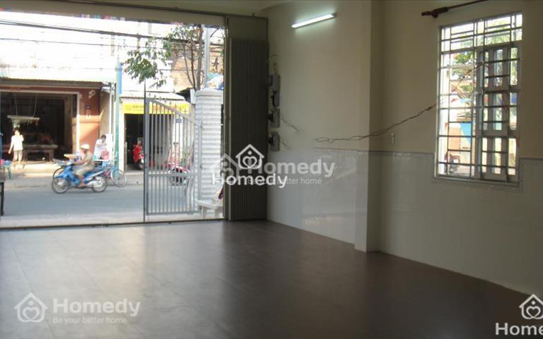 Cho thuê nhà mặt tiền đường tại trung tâm thành phố Châu Đốc, tỉnh An Giang
