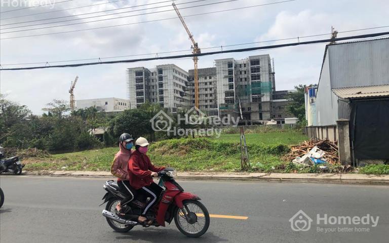 Cho thuê đất mặt tiền đường Lâm Quang Ky, thành phố Rạch Giá, 42mx84m, đoạn gần bệnh viện