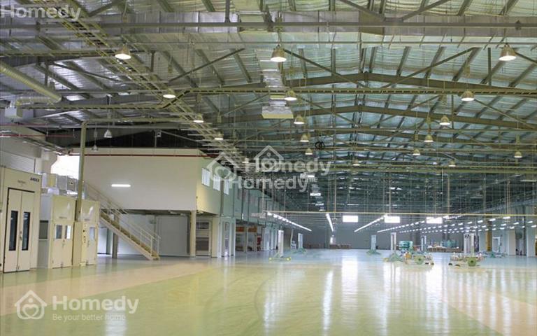 Cho thuê kho xưởng khu công nghiệp Châu Sơn, Phủ Lý, Hà Nam, 1.600m2 - 1.900m2