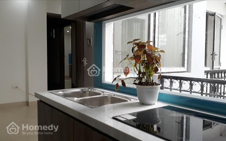 Cho thuê căn hộ chung cư Tôn Đức Thắng – Xã Đàn 6 triệu/tháng, nhà mới 100%, 2 phòng ngủ, 50m2