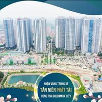 Nhanh tay nhận lì xì khủng khi mua căn hộ 2 phòng ngủ 83 m2 với 700 triệu tại TNR Goldmark City