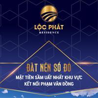Khu dân cư Lộc Phát - Thuận An Bình Dương, điểm đến lý tưởng cho chuyên gia sinh sống