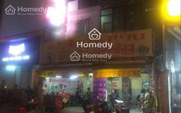 Cho thuê nhà 72 Trần Quốc Toản, Quận 3, 7x10m, 2 lầu