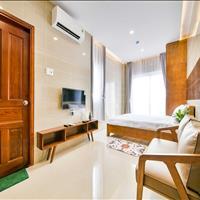 Căn hộ Phú Nhuận mới 100%, full nội thất, ban công, đầy đủ tiện ích, dịch vụ vệ sinh phòng