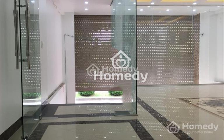 Cho thuê toà nhà mới xây - 6 tầng diện tích 108m2 tại Nam Định