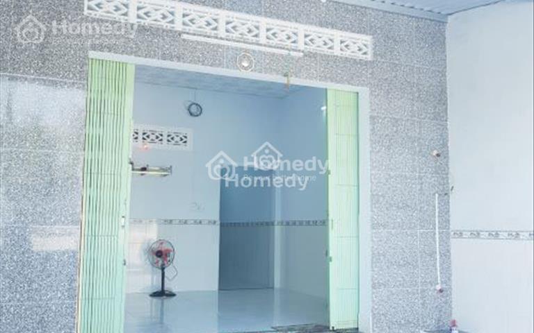 Nhà gần Ủy ban xã Hòa Khánh Đông, sát trường tiểu học Thi Văn Tám, giá 870 triệu