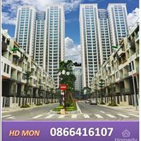 Cho thuê căn hộ tầng cao tại HD Mon City diện tích 86m2 giá 13 triệu/tháng