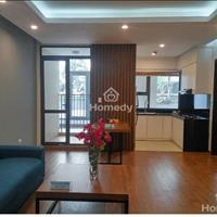 Cho thuê chung cư D22 Trần Bình 81m2 chia 2 phòng ngủ đồ cơ bản giá 7 triệu/tháng