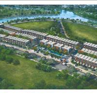 Nhà phố Palm Residence, mặt tiền Song Hành, Quận 2, 88.5m2, 1 trệt 2 lầu, giá 9.5 tỷ