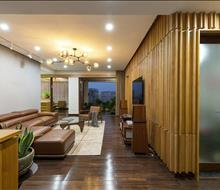 Căn hộ chung cư phong cách Châu Á