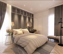 MASTER BEDROOM 25m2