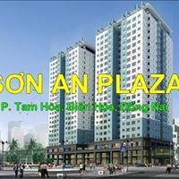 Cho thuê chung cư khu A2 Sơn An Plaza, lầu 7, rộng 70m2