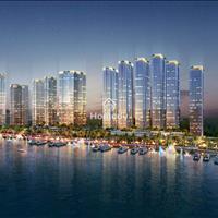 Cần bán căn hộ Vinhomes Ba Son 118m2, 3 phòng ngủ, tầng cao, căn góc view sông Sài Gòn, 16 tỷ