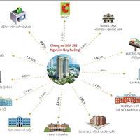 Bán căn thương mại 2 - 3 phòng ngủ, dự án 282 Nguyễn Huy Tưởng -  giá rẻ ở Thanh Xuân