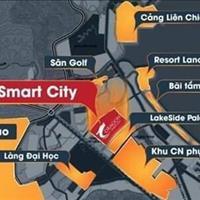 Nhà phố trung tâm sầm uất,ngay tuyến đường biển Nguyễn T Thành,mặt tiền 30m,cam kết cho thuê 15%