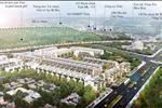 Dự án được chia thành 3 giai đoạn, giai đoạn 1 khởi công năm 2018 cung ứng hơn 400 nền nhà phố.