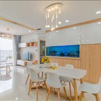 Cho thuê căn hộ 3 phòng ngủ 2 WC cao cấp River Gate Bến Văn Đồn Quận 4  giá 1500 USD/tháng