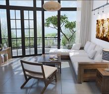 Thiết kế nội thất nhà phố đẹp Đà Lạt 100m2