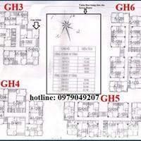 Bán căn hộ chính chủ Green House Việt Hưng diện tích 80m2, full nội thất
