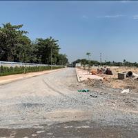 Đất thổ cư 2 mặt tiền đường QL1A và Lê Đức Thọ, đối diện Uỷ ban Nhân dân Quận 12, giá gốc, CK cao