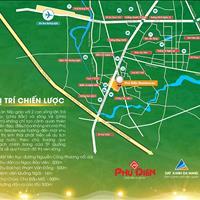Bán lô góc 2 mặt tiền, trung tâm Quảng Ngãi, 316m2, cạnh công viên, hạ tầng hoàn thiện, giá tốt