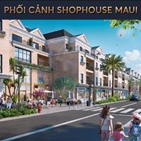Chỉ với 1 tỷ 5 sở hữu ngay căn Shophouse 4 tầng ven sông, kề biển dự án giai đoạn 1