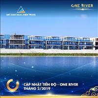 2 suất ngoại giao biệt thự mặt sông trung tâm Đà Nẵng, kết nối bãi tắm biển Tân Trà, Ngũ Hành Sơn