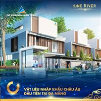 One River Villas - Biệt thự view sông siêu sang ốp 100% đá Marble Italia đầu tiên tại Đà Nẵng