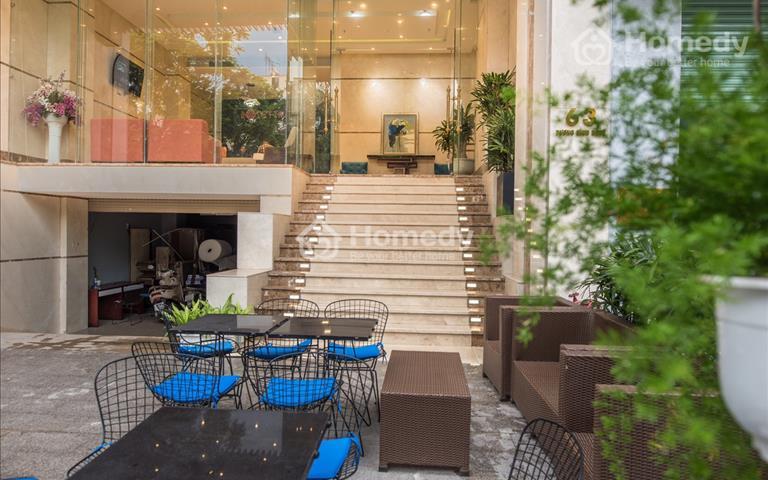 Cho thuê căn hộ dịch vụ tại 63 Dương Đình Nghệ, Sơn Trà, Đà Nẵng, giá ưu đãi và nhiều tiện ích