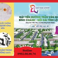 Mở bán đầu năm đất nền vị trí hot KDC Việt Nhật - MT Trần Văn Giàu, giá khởi điểm chỉ 13 triệu/m2