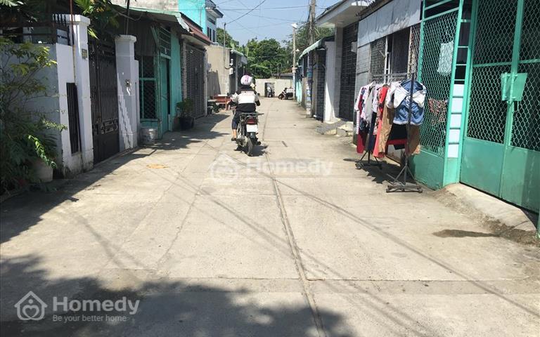 Nhà 4x20m, sau chợ Trung Chánh gần đường Đồng Tâm, ấp Mỹ Hòa 1, Trung Chánh