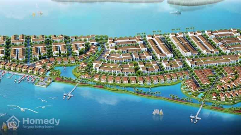 Dự án Khu đô thị phố biển Marine City Bà Rịa Vũng Tàu - ảnh giới thiệu