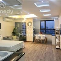 Cho thuê căn hộ 27 Huỳnh Thúc Kháng, 120m2, 3 phòng ngủ, đủ đồ, giá 13 triệu/tháng