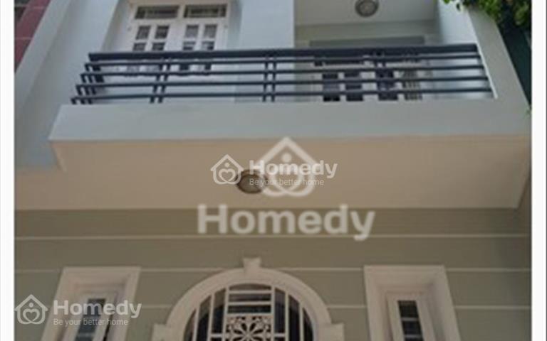 Cho thuê nhà hẻm 8 đường Hiệp Bình, phường Hiệp Bình Phước, 4x25m, trệt, 3 lầu, 5 phòng ngủ, 6wc