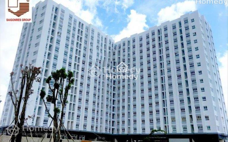 Chính chủ cho thuê căn hộ An Phú Đông, Vườn Lài, 64m2, 2 phòng ngủ, mới, 4.8 triệu/tháng