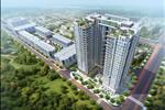 Tổng thể dự án Plaschem Park được quy hoạch với diện tích 26.635,9 m2, gồm các khối chung cư cao 20 tầng và 101 lô thấp tầng.