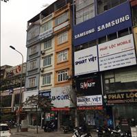 Bán nhà mặt phố Thái Hà, Đống Đa 95m2, mặt tiền 6m, vị trí vàng