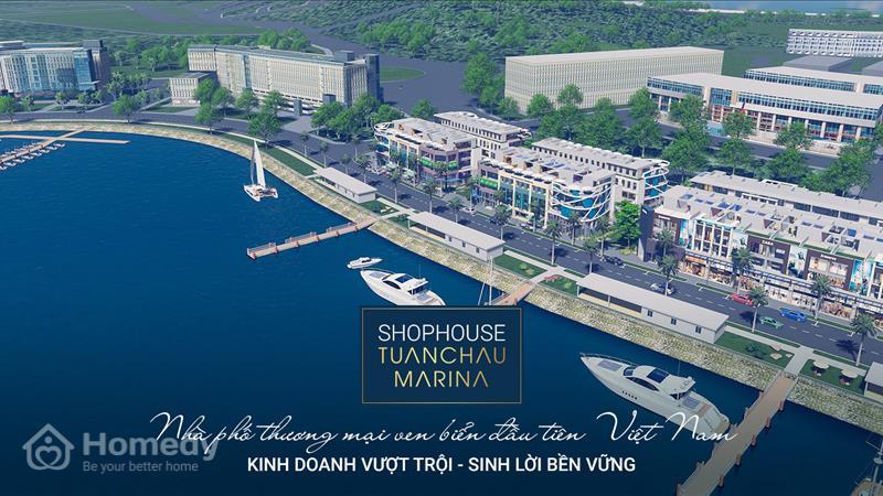 Dự án Khu đô thị Tuần Châu Marina Quảng Ninh - ảnh giới thiệu