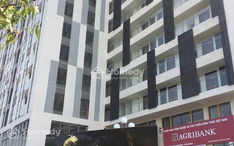 Cho thuê căn hộ Officetel hoàn thiện đầy đủ tiện nghi, thiết bị hiện đại, view thoáng mát