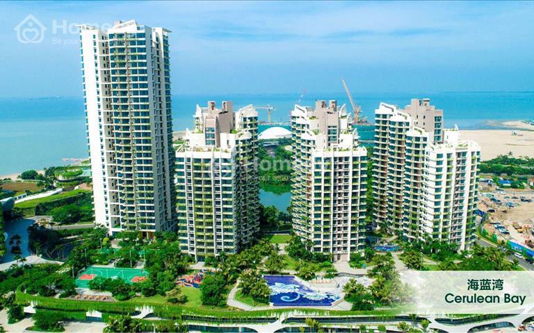 Căn hộ Forest City - tận hưởng sự thịnh vượng của Singapore, giá trị sinh lời cực cao chỉ từ 3 tỷ