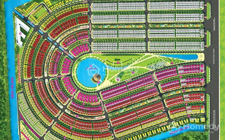 Cần tiền bán gấp đất nền Tỉnh lộ 10 - 500 triệu/nền