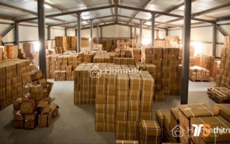 Cho thuê kho chứa hàng trong KCN Vĩnh Lộc, 100m2, 200m2, 300m2, 500m2, kho mới BV 24/24h, bốc xếp