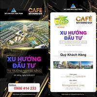 Sự kiện mở bán Shop House Ven Biển ngày 10 tháng 3 tại sân Golf Montgo Merie links Đà Nẵng